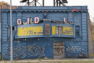 Guild Theater Detroit | by Bob Jagendorf