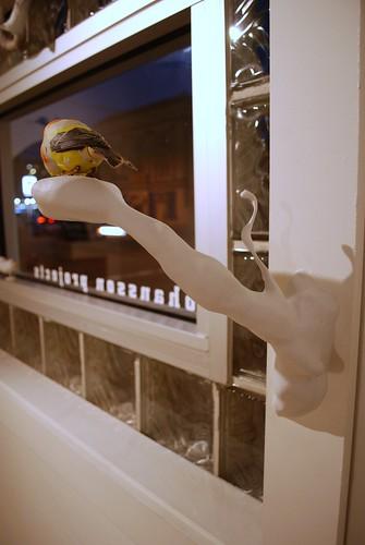 Misa Inaoka installation detail