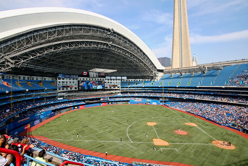 Toronto S Rogers Centre The Rogers Centre Home Of The