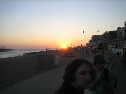 Brighton rock(s)