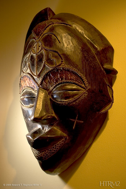 African Mask from Zimbabwe