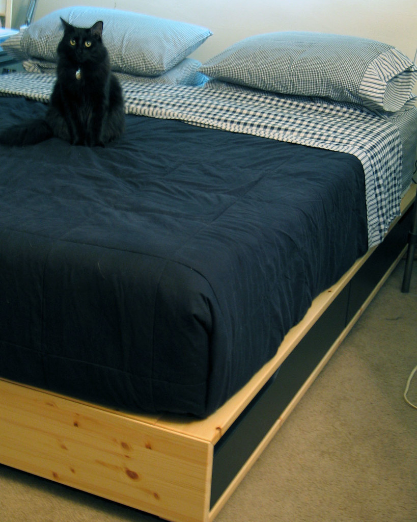 Ikea Mandal Bed Fern Flickr