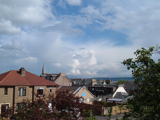 back window view on a convective day | by ztephen