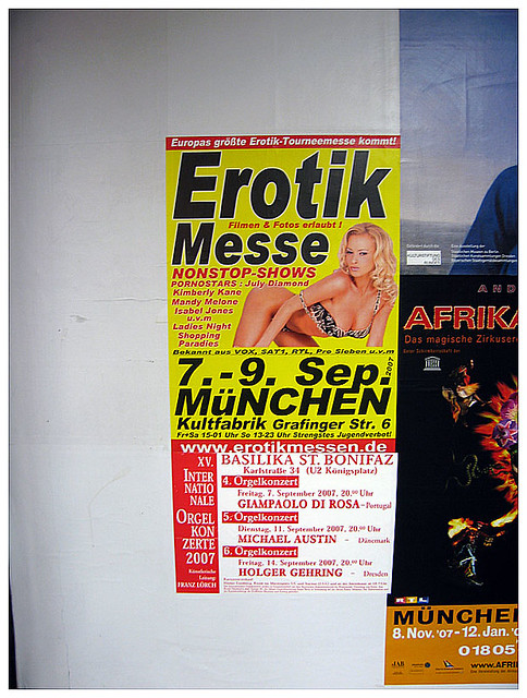 Erotik Messe, Munich | Images of Munich & beyond from the