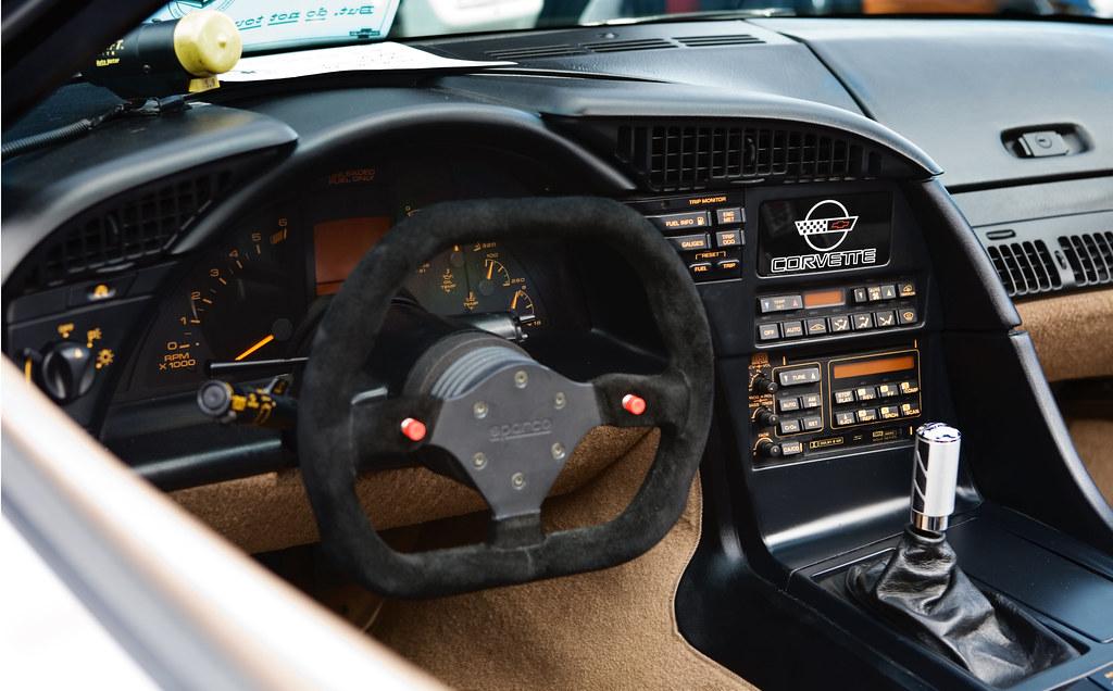 C4 Custom Interior | Class Glass Corvette Association's ...