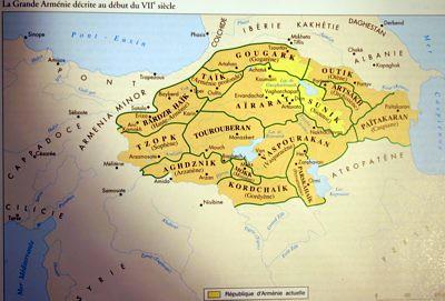 Ancient Armenia | Its original name was Biainele