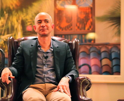 Jeff Bezos | by jurvetson