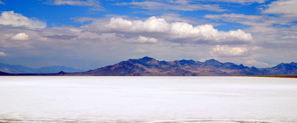 Utah S Bonneville Salt Flats Utah Great Salt Desert O Gran Flickr