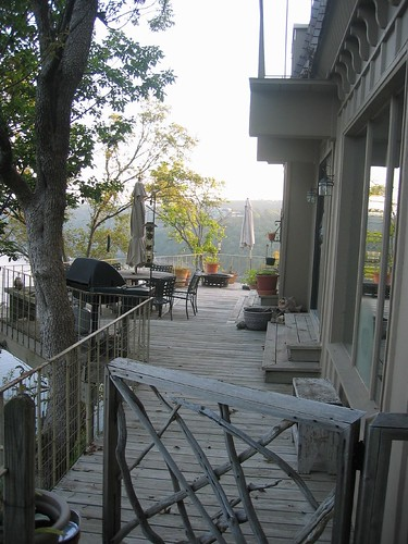 morning rock sunrise table missouri branson lakehouse kennington