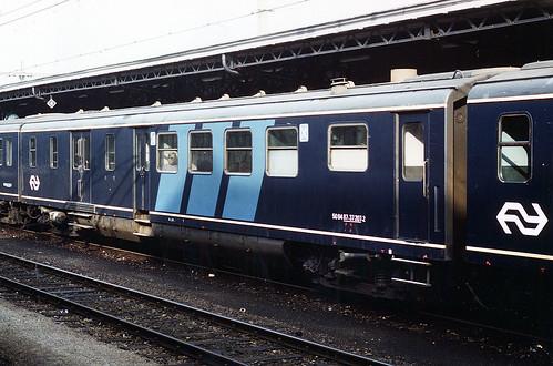 Plan E RD coach at Roosendaal, 1986 | by cklx
