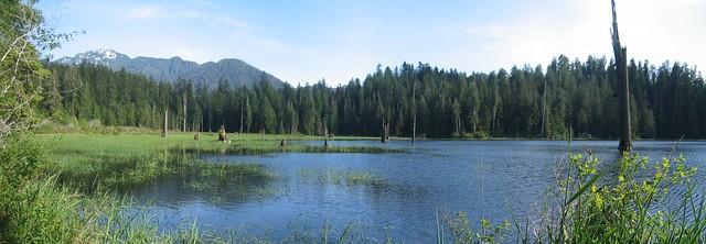 Irely Lake Panoramic