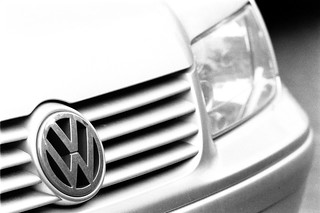 1999.5 VW New Jetta TDI Grill - Black and White | by The.Comedian