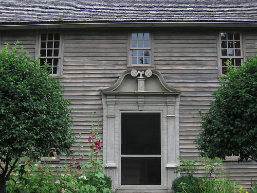 Mission House, 1739