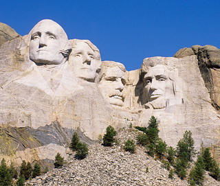 Mt. Rushmore | by chascar