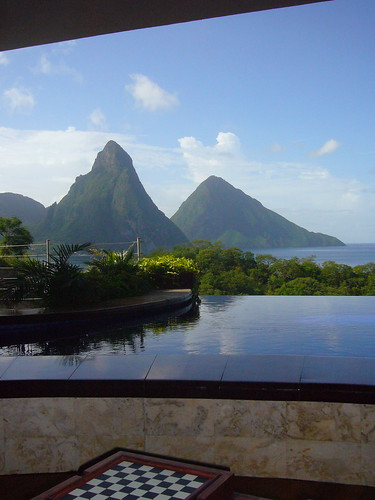 resort caribbean stlucia westindies soufriere jademountainresort