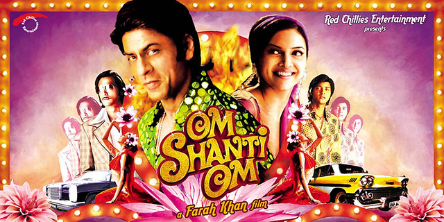 Image result for om shanti om poster