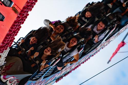 festival georgia fun upsidedown fair spinning dalton fireball riders carnivalride ringoffire moonrocket spinningride larsoninternational drewexpositions northgeorgiaagriculturalfair