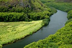 Kauai, the greenest island
