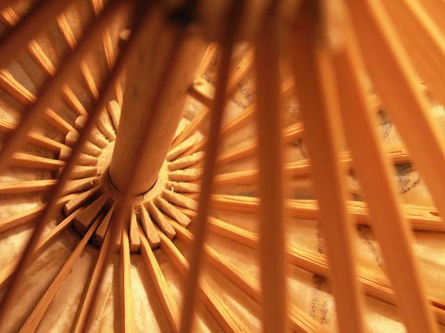 30s Paper Parasol beams