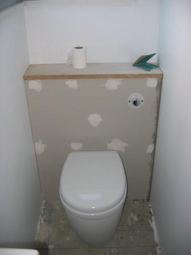 Toilet Boxing Concealed Cistern Er Concealed Just