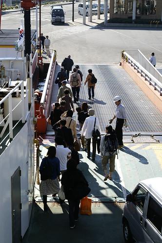 ocean trip ferry sunrise geotagged yamaguchi day3 ehime setouchi 061009 trip06100710 yanaimatsuyama geolat33865569 geolon132709522
