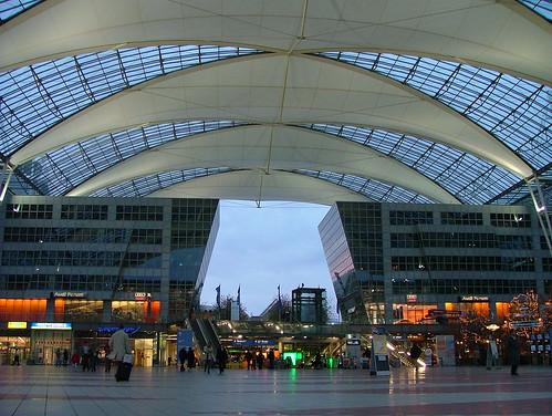 Munich Airport | by Sabine.
