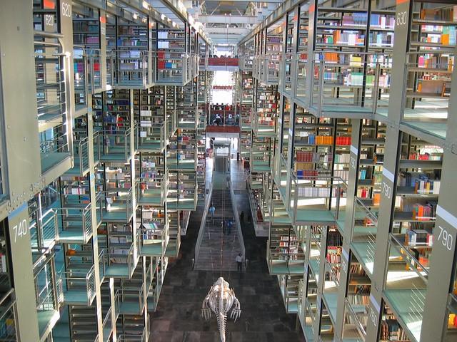 Biblioteca José Vasconcelos / Vasconcelos Library