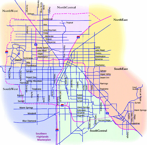 Vegas maps - 1 - an album on Flickr