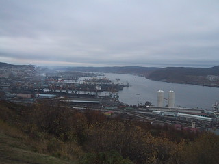 Murmansk harbour | by henribergius