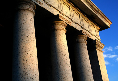 blue sunset sky graveyard yellow greek cemetary columns mausoleum granite today doric worcesterma hopecemetery norcrossmausoleum theylookdoricbutdonthavetheflutes doesthatmakethemdoricionic icantfigureoutoutboxeddoriccolumnshavenoflutesbuttheyarerectangularandioniccolumnshavetheflutesbutalsohaveavaluteatthetop itsacolumnconundrumdammit dotheyhaveclarinets