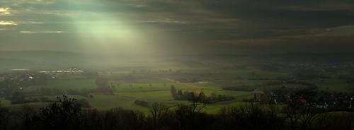 View from Altenburg Castle by Dirk Paessler