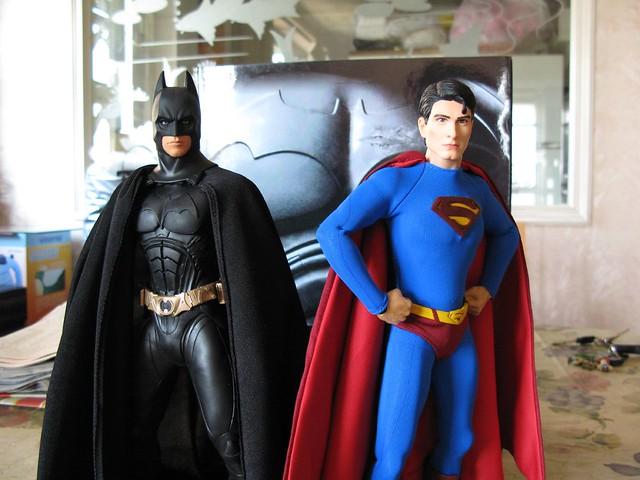 Batman Begins & Superman Returns #2   Matthew   Flickr