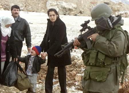 Ramallah in Cisgiordania. REUTERS/Mahfouz Abu Turk
