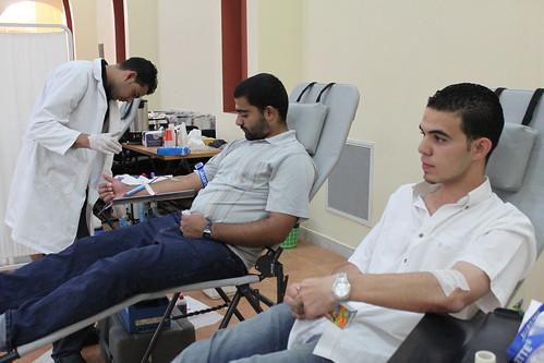 students palestine ppu polytechnic فلسطين بنك جامعة الدم بوليتكنك