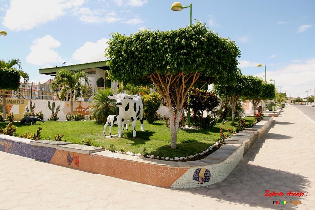Praça Getulio Vargas. Pocinhos-PB (1) | Considerada a praça … | Flickr