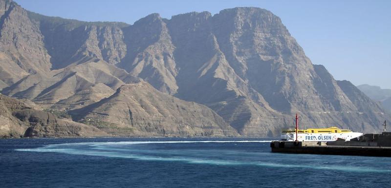 Ferry a Tenerife