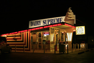 Dairy Supreme   by Erica Bickel