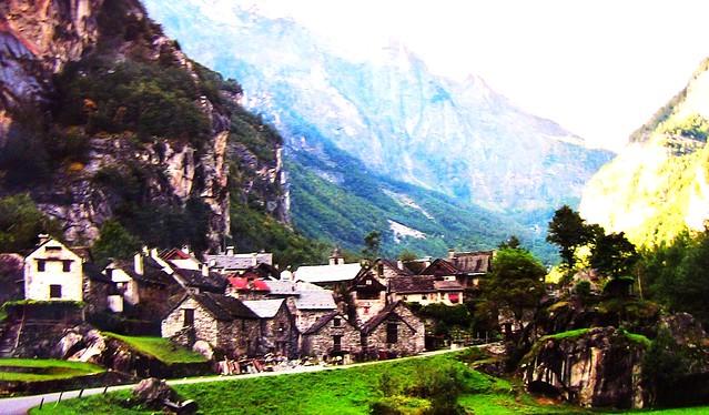 Im Valle Maggia