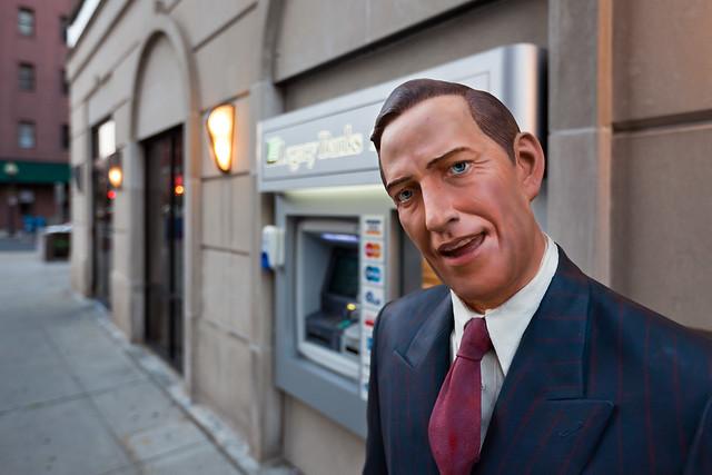 Seward Johnson Sculpture Walking Tour - Albany, NY - 10, Jun - 12