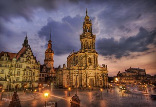 Stück in Germany - Dresden After the Bombing, Way after the Bombing | by Trey Ratcliff