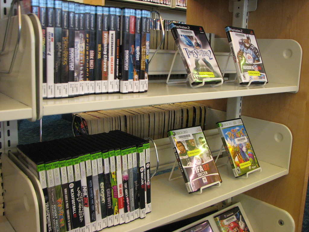 X box, PS2, GameCube--we've got it all