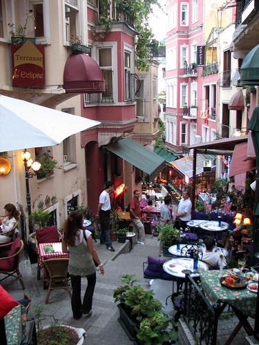 Fransız Sokağı - French Street in Istanbul | by aniarenia