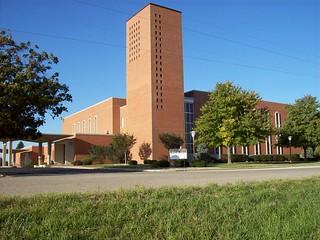 Roanoke, Illinois Apostolic Christian Church.
