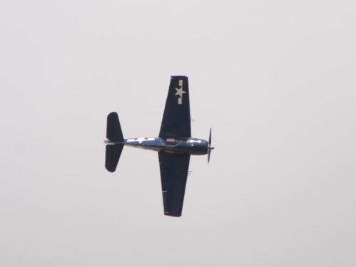 us fighter texas force air navy september airshow ii ww caf midland commemorative 2007 hellcat grumman airsho f6f