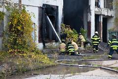 Fire at the Central Warehouse - Albany, NY - 10, Oct - 11.jpg by sebastien.barre