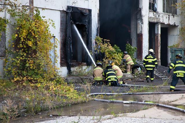 Fire at the Central Warehouse - Albany, NY - 10, Oct - 11.jpg