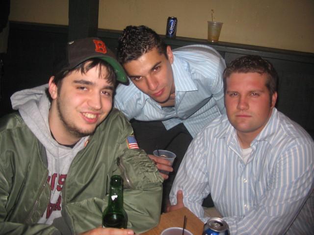 Fritz, Adam, Matt