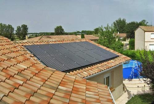 Panneaux photovoltaïques | by Trebosc