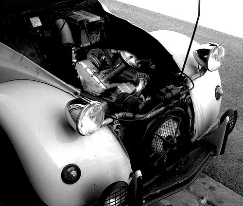 2 cv with panther engine