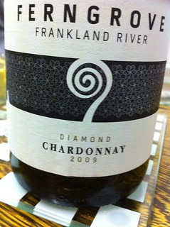 The 2009 Frankland River Diamond Chardonnay is beautiful. Lovely lively acidity. Nectarines. Yum. | by GrahamMcCannCAM